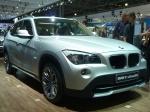 ММАС 2010. BMW X1 xDrive20d