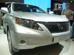 ММАС 2010. Lexus RX 270
