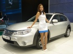 ММАС 2010. Subaru Impreza XV