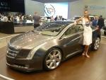 ММАС 2010. Cadillac Converj Concept