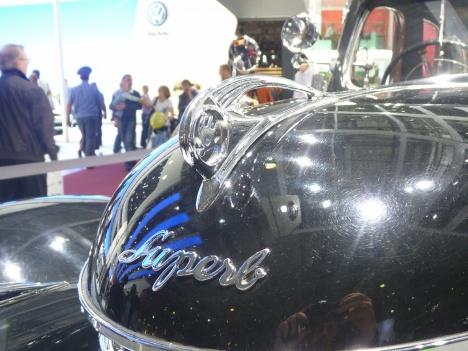 ММАС 2010. Skoda Superb