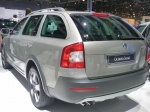 ММАС 2010. Skoda Octavia Scout