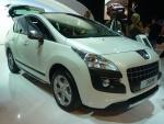 ММАС 2010. Peugeot 3008