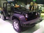 ММАС 2010. Jeep Wrangler Rubicon