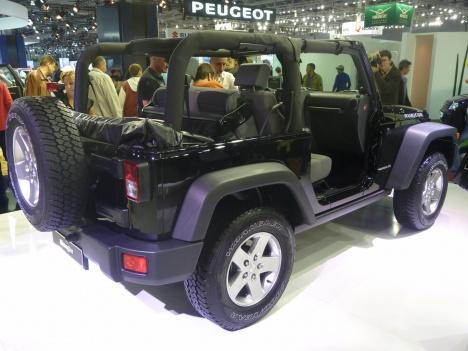 ММАС 2010. Jeep Wrangler Rubicon