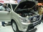 ММАС 2010. Toyota Hilux
