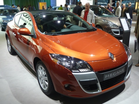 ММАС 2010. Renault Megane Coupe
