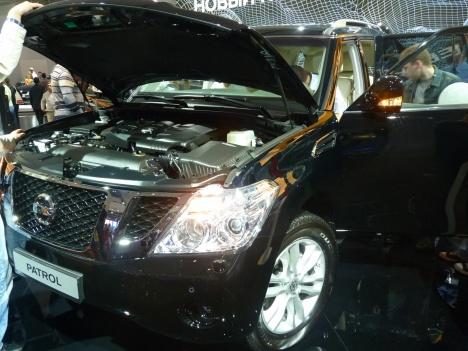 ММАС 2010. Nissan Patrol 2011