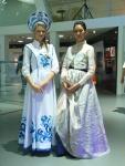 ММАС 2010. Девч0нки со стенда Hyundai