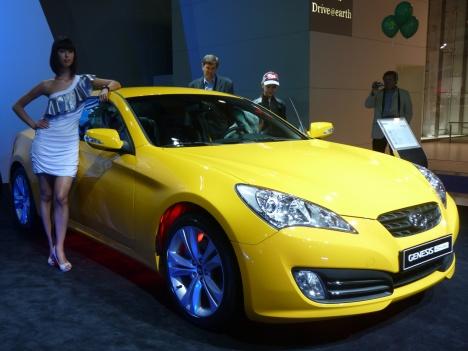 ММАС 2010. Hyundai Genesis Coupe