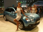 ММАС 2010. Mitsubishi ASX