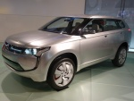 ММАС 2010. Mitsubishi PX-MiEV Concept