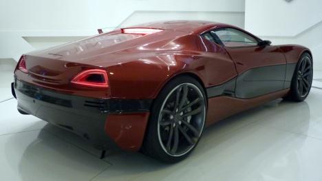 IAA 2011. Rimac Concept One
