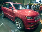 IAA 2011. Jeep Grand Cherokee SRT8