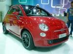 IAA 2011. Fiat 500