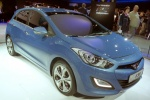 IAA 2011. Hyundai i30 2012