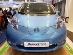 IAA 2011. Nissan Leaf