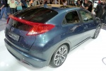 IAA 2011. Honda Civic 2012