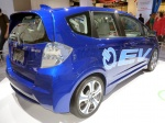 IAA 2011. Honda Fit EV