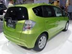 IAA 2011. Honda Jazz Hybrid