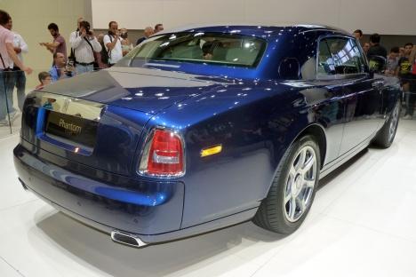IAA 2011. Rolls-Royce Phantom Coupe