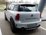 Тест-драйв MINI Cooper S ALL4 Countryman