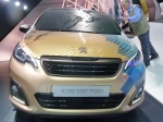 GIMS 2014. Peugeot 108 Tattoo