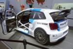 IAA 2011. Volkswagen Polo R WRC