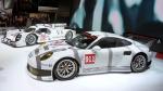 GIMS 2014. Porsche 919 Hybrid и Porsche 911 RSR