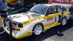 IAA 2011. Audi Quattro