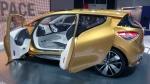 IAA 2011. Renault R-Space Concept