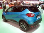 GIMS 2014. Renault Capture