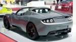 GIMS 2012. Tesla Roadster