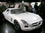 IAA 2011. Mercedes SLS AMG