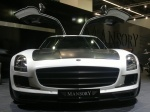 IAA 2011. Mercedes SLS Mansory