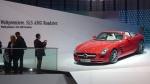 IAA2011. Mercedes SLS AMG Roadster