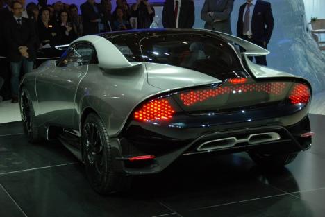 GIMS. Saab Phoenix Concept