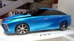 GIMS 2014. Toyota FCV Concept
