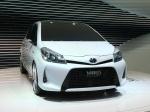 GIMS. Toyota Yaris HSD