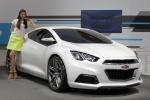 GIMS 2012. Chevrolet Tru 140S Concept