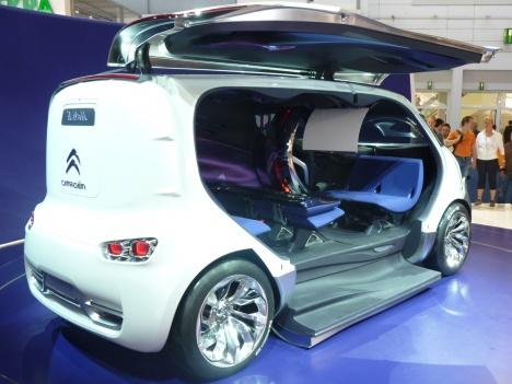 IAA 2011. Citroen Tubik Concept
