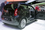 IAA 2011. Volkswagen Up black