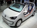 IAA 2011. Volkswagen Up-cabrio