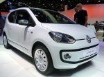 IAA 2011. Volkswagen Up white