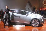 LAAS 2010. Cadilac Urban Cruiser Luxary Concept