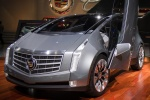 LAAS 2010. Cadilac Urban Cruiser Luxary Concept