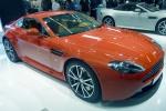 IAA 2011. Aston Martin V8 Vantage S Coupe