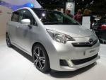 IAA 2011. Toyota Verso S
