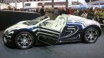 IAA 2011. Bugatti Veyron Grand Sport