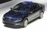 NAIAS. Volkswagen Passat 2012